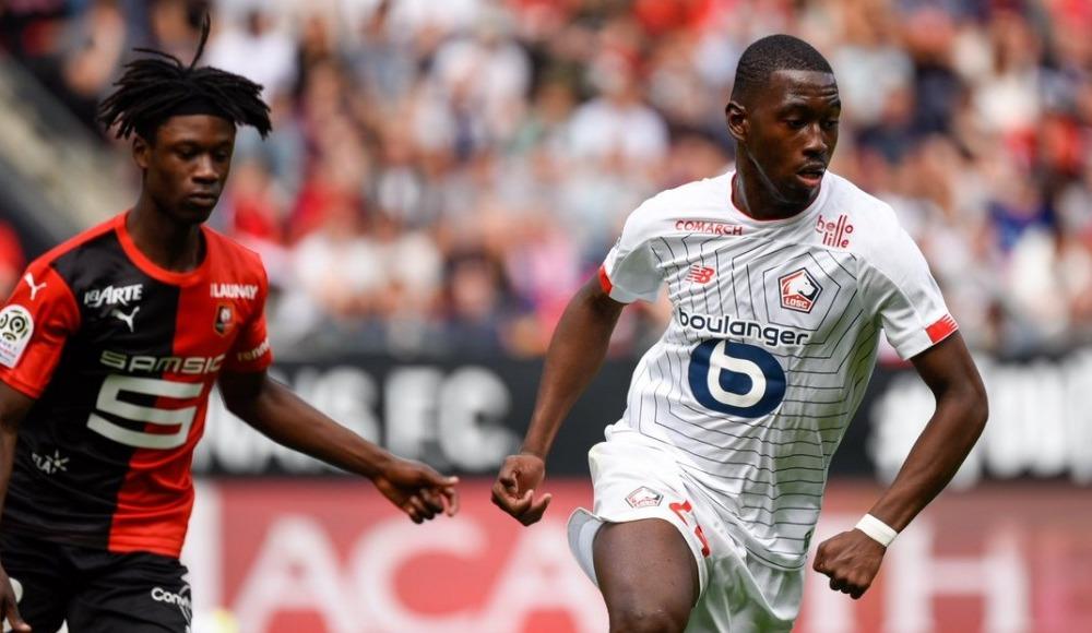 Lille, Rennes deplasmanında skoru koruyamadı! 1-1