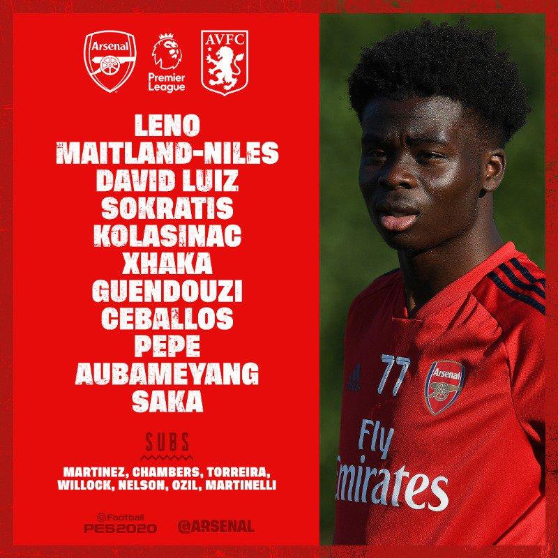 Arsenal 11