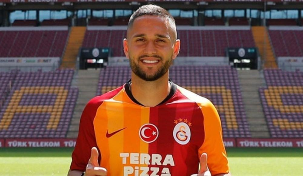Galatasaray'da Andone ilk maçına çıkarken, Şener ve Adem ilk kez 11'de başladı!