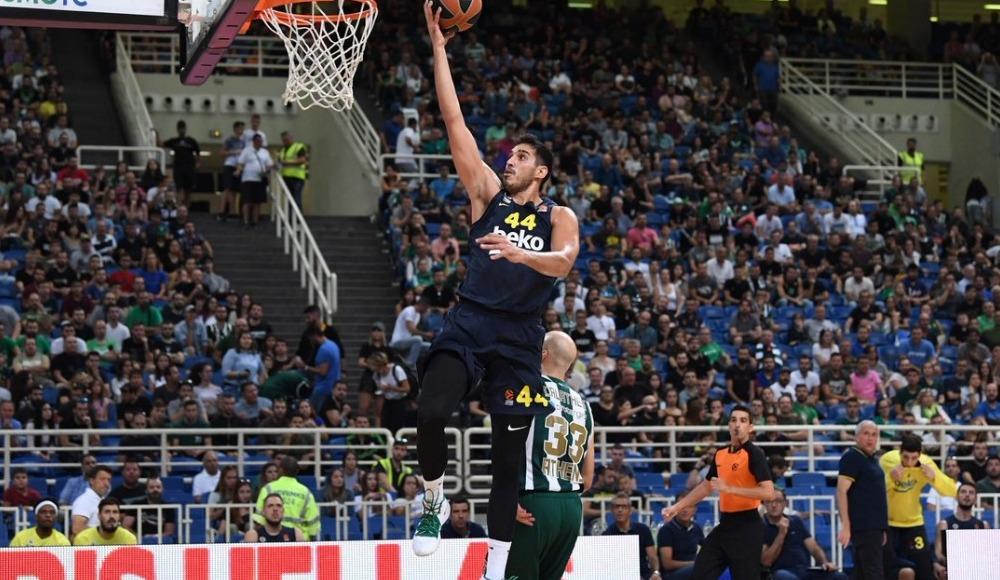 Fenerbahçe Beko turnuvayı dördüncü sırada bitirdi