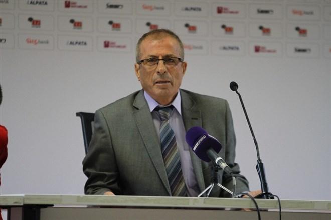 """Mehmet Nuri Adıgüzel: """"Top kaptırdıkça gol yedik"""""""