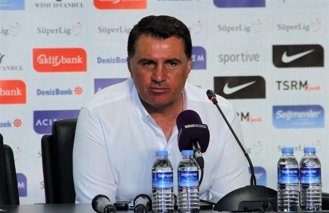 Mustafa Kaplan'dan Trabzonspor maçı değerlendirmesi