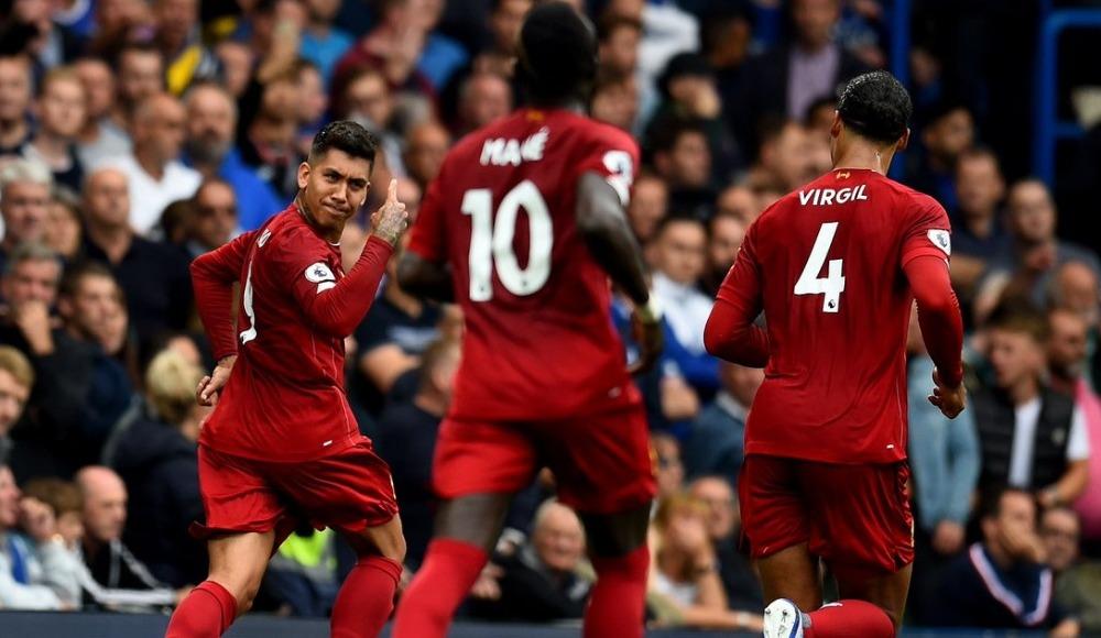 Liverpool ligde fırtına gibi! Chelsea 1-2 Liverpool