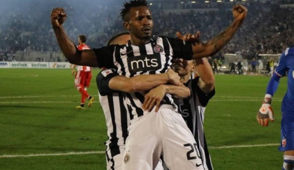Sırbistan derbisinde kazanan Partizan