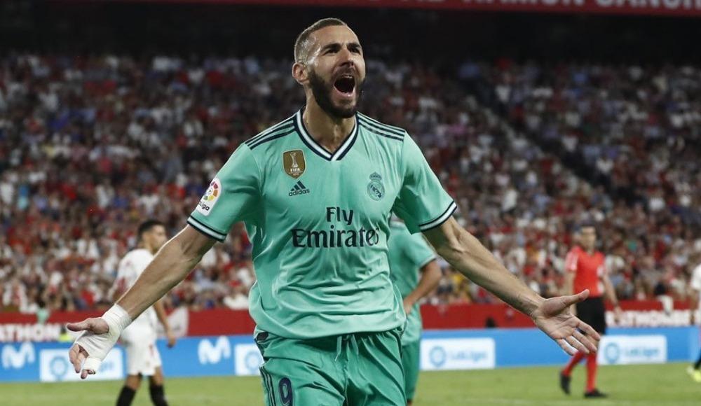 Real Madrid'den altın değerinde 3 puan! Sevilla 0-1 Real Madrid