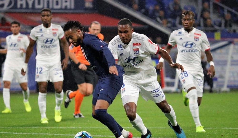 Paris Saint-Germain'i Neymar kurtardı!