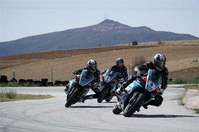 CF Moto 250NK Kupası 1. Ayak Şampiyonu Şavaştın oldu
