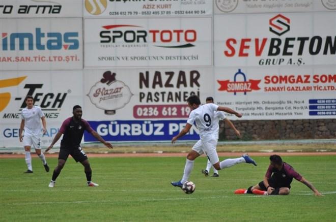 Keçiörengücü, Somaspor'u 2-1 mağlup etti ve tur atladı