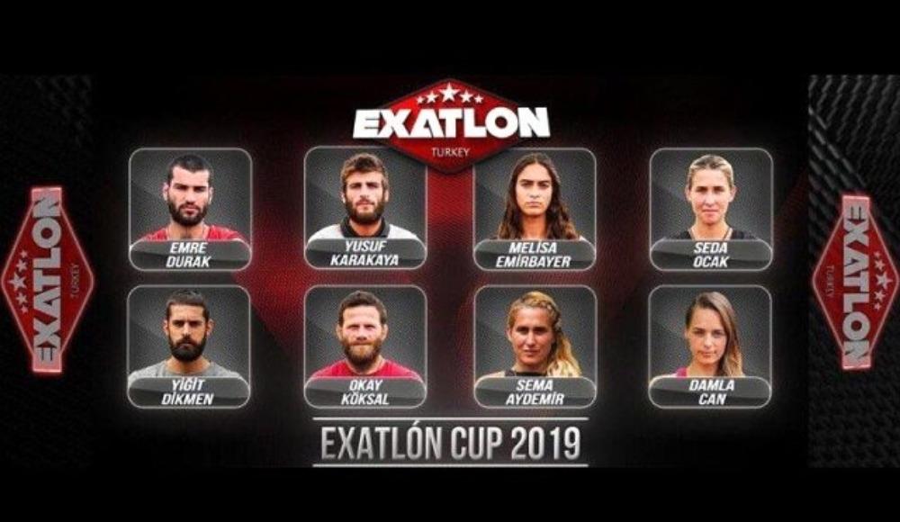 İşte Exatlon Türkiye takımı!