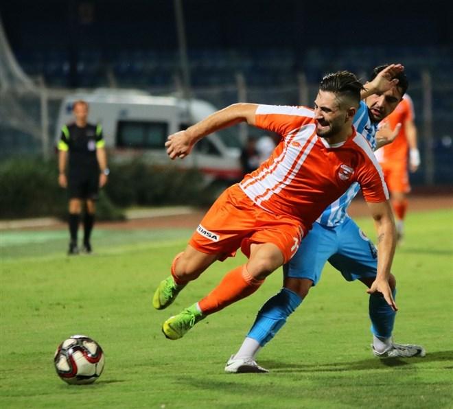 Adanaspor, Fethiyespor'u 3-1'le geçerek adını bir üst tura yazdırdı