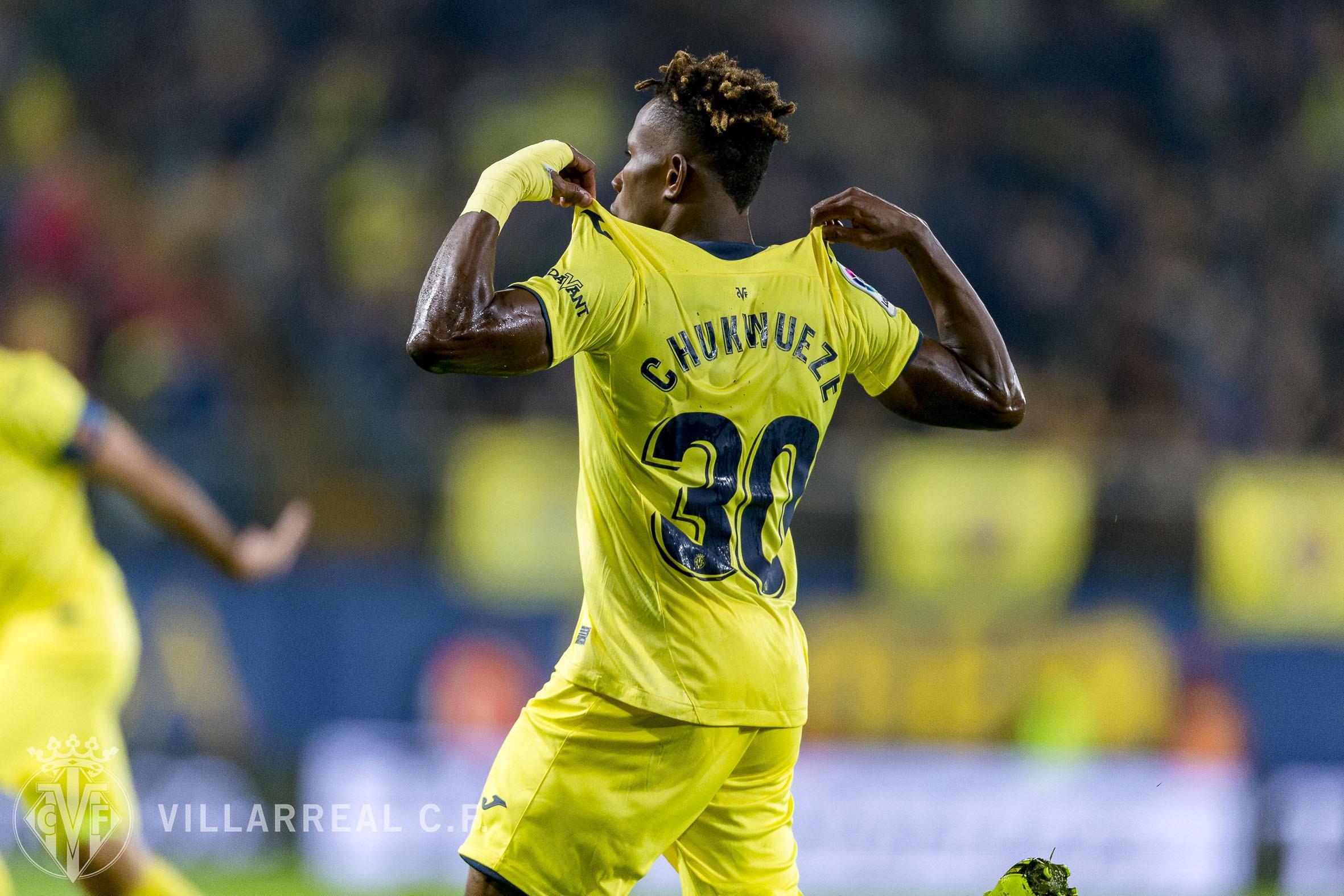 Samuel Chukwueze -  Villarreal
