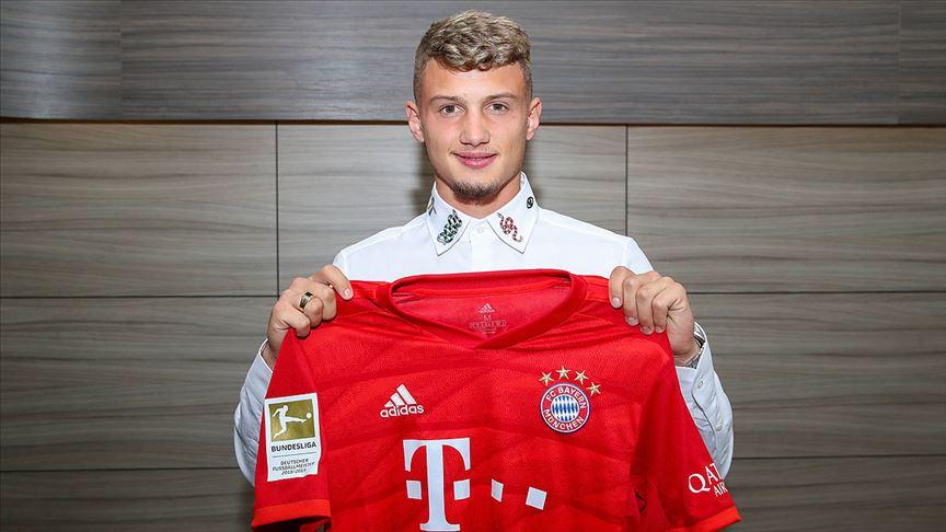 Mickaël Cuisance - Bayern Münih