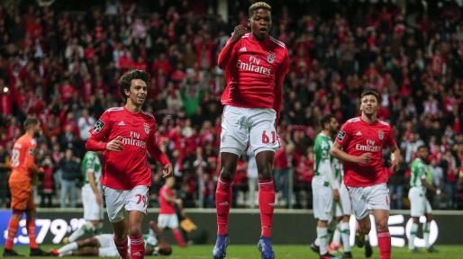 Florentino Morris Luís - Benfica