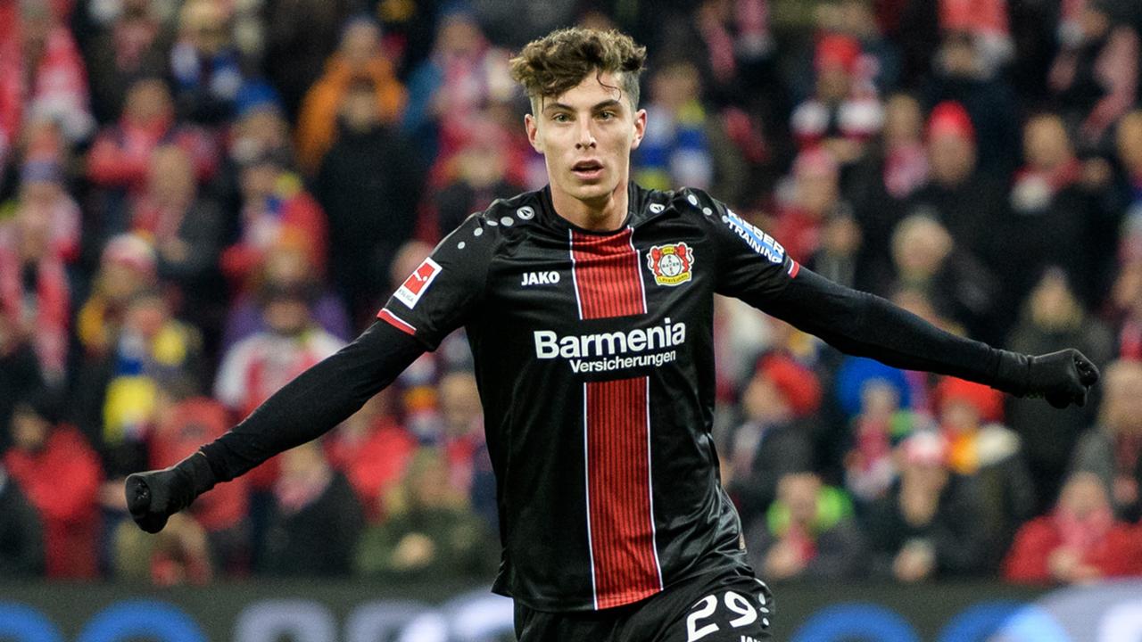 Kai Havertz - Bayer Leverkusen
