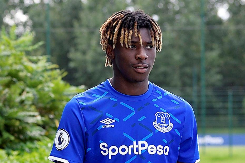 Moise Kean - Everton