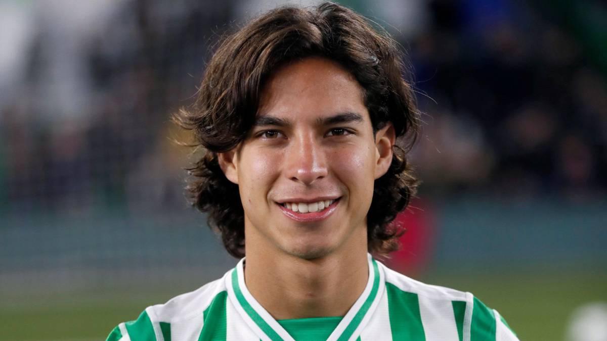 Diego Lainez - Real Betis