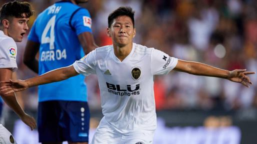 Lee Kang-in - Valencia