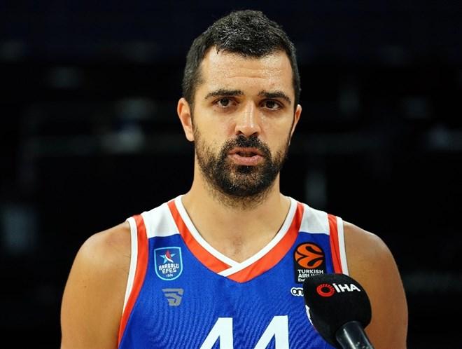 """Krunoslav Simon: """"Bu oyunu umarım sezonun geneline yayarız"""""""