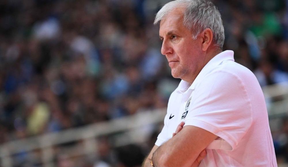 """Obradovic: """"Baskonia maçını kazanabilmek için sert bir basketbol oynamalıyız"""""""