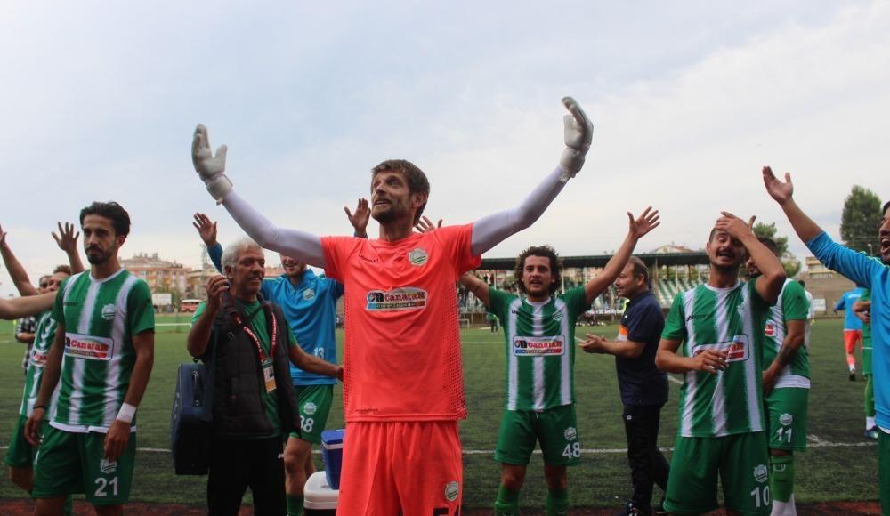 Görelespor, Giresunspor'u 4-1 mağlup etti ve tur atladı