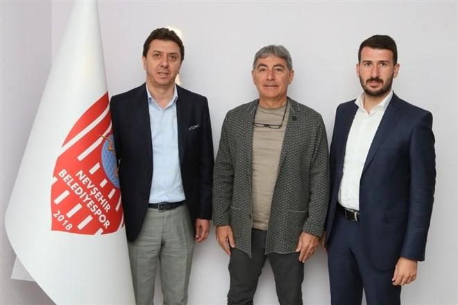 Nevşehir Belediyespor, Özcan Kızıltan ile anlaşma sağladı