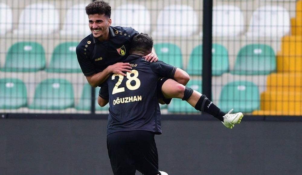 İstanbulspor kupada tur atladı! 3-2