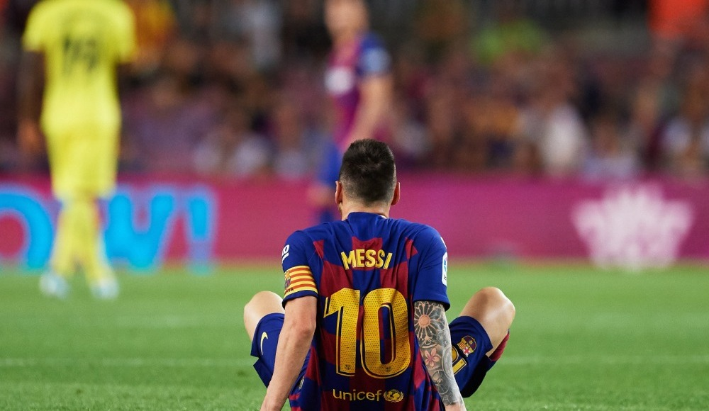 Lionel Messi ne zaman dönecek? Sakatlığı...