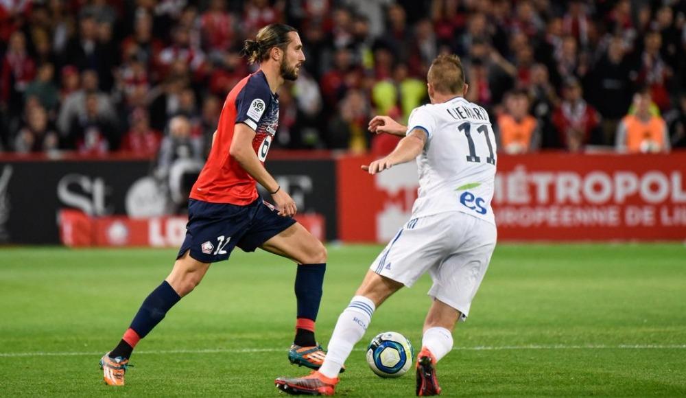Lille evinde Strasbourg'u 2 golle geçti