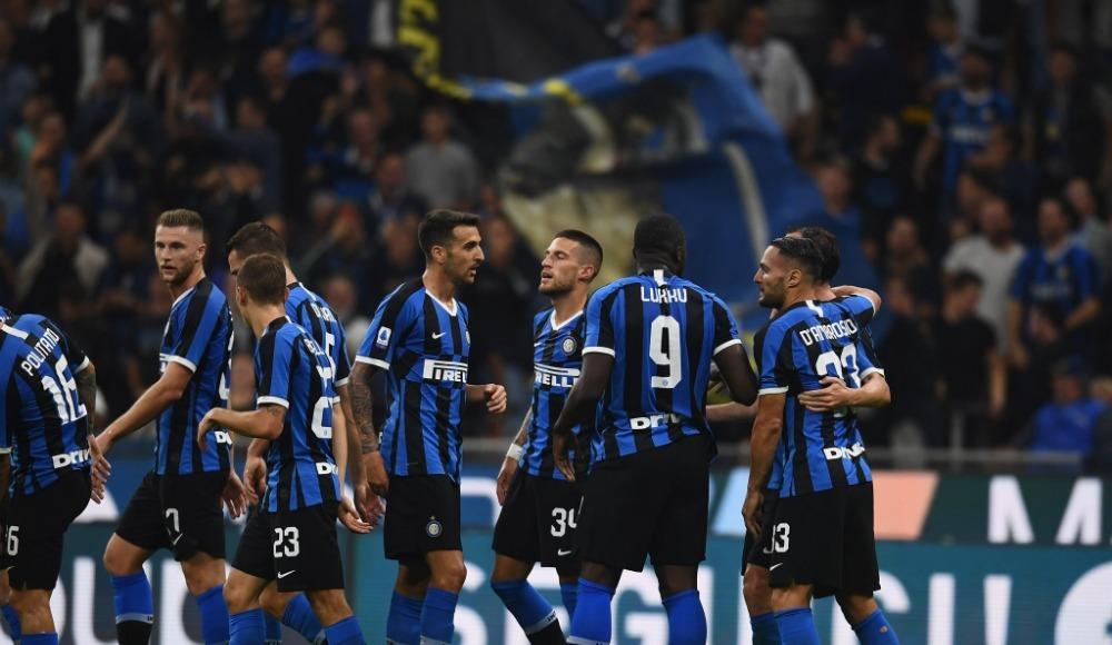 Inter, Lazio'yu tek golle geçti!