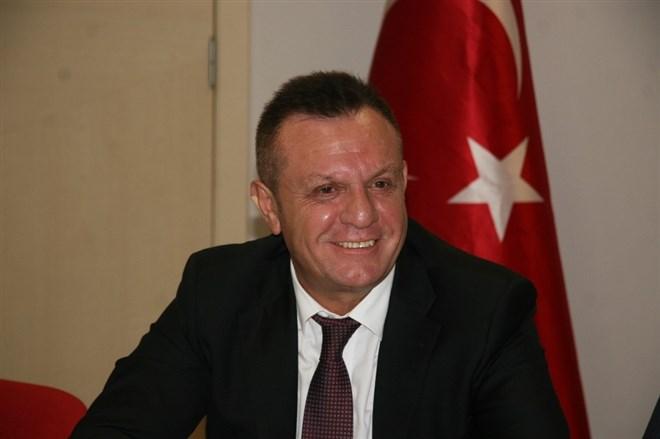 Denizlispor Başkanı Çetin: Hedefimiz ilk 5