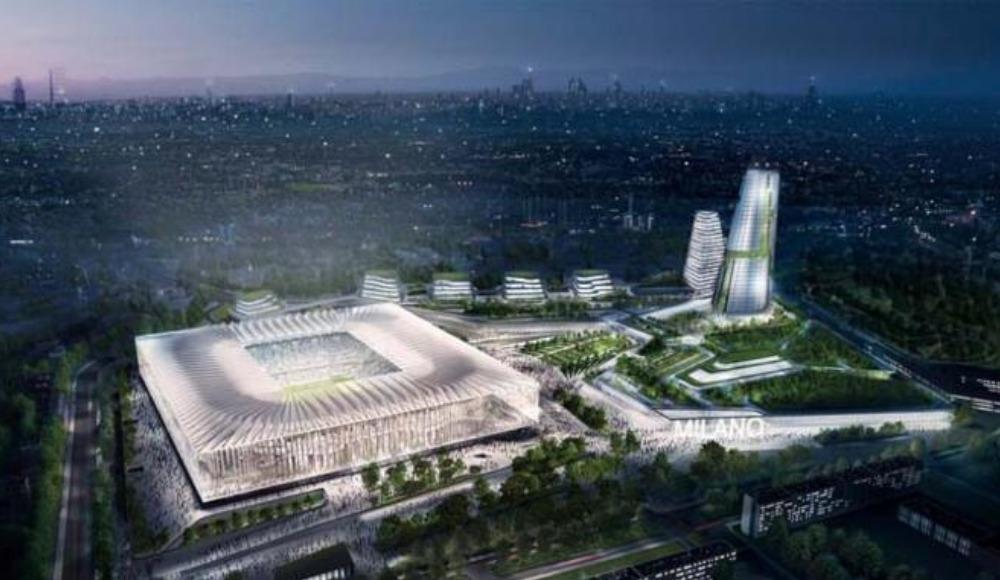 Milan ve Inter'den ortak stadyum projesi