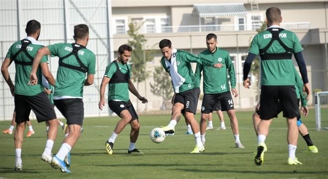 Konyaspor'da Jevtovic geri dönüyor