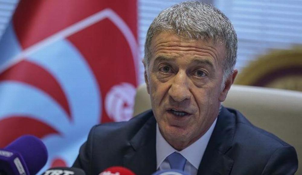 Ağaoğlu: Trabzonspor'da elden para alma devri bitti