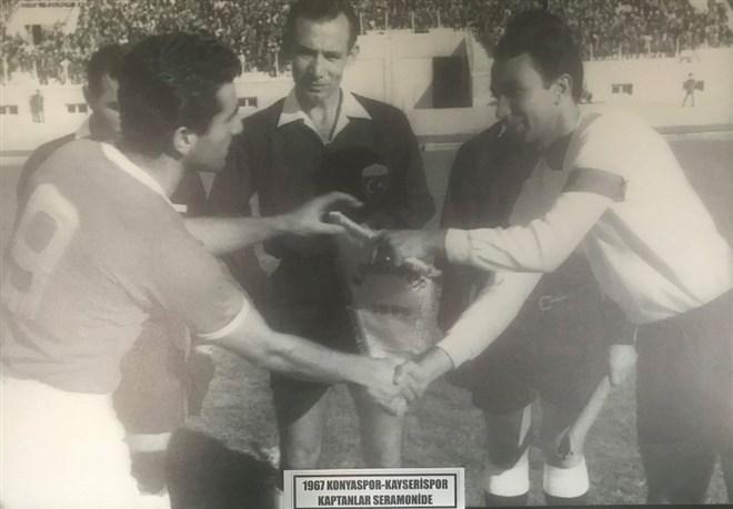 Konyaspor Kayserispor 25.randevuda