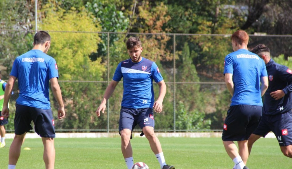 Karabükspor, Kastamonu maçına hazır