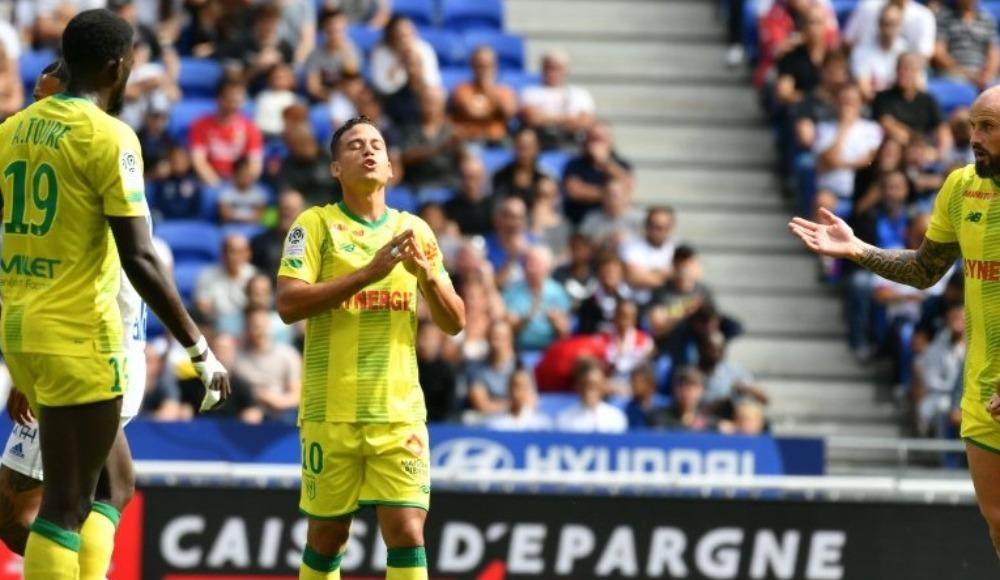 Lyon'a sahasında büyük şok! 0-1