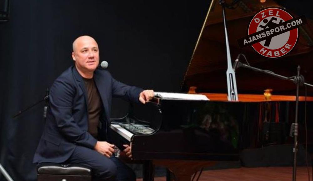 """Ünlü piyanistten derbi yorumu: """"Gönlümden geçen..."""""""