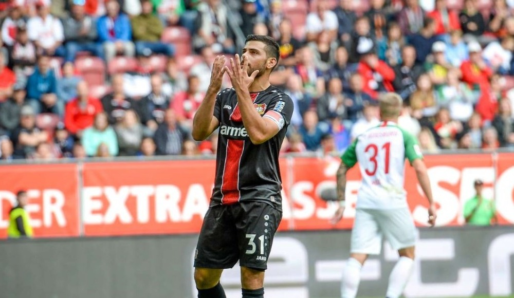 Leverkusen deplasmanda coştu!