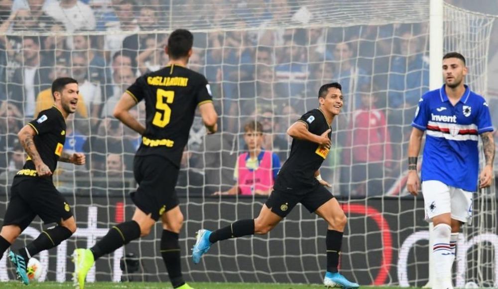 Inter deplasmandan lider döndü!