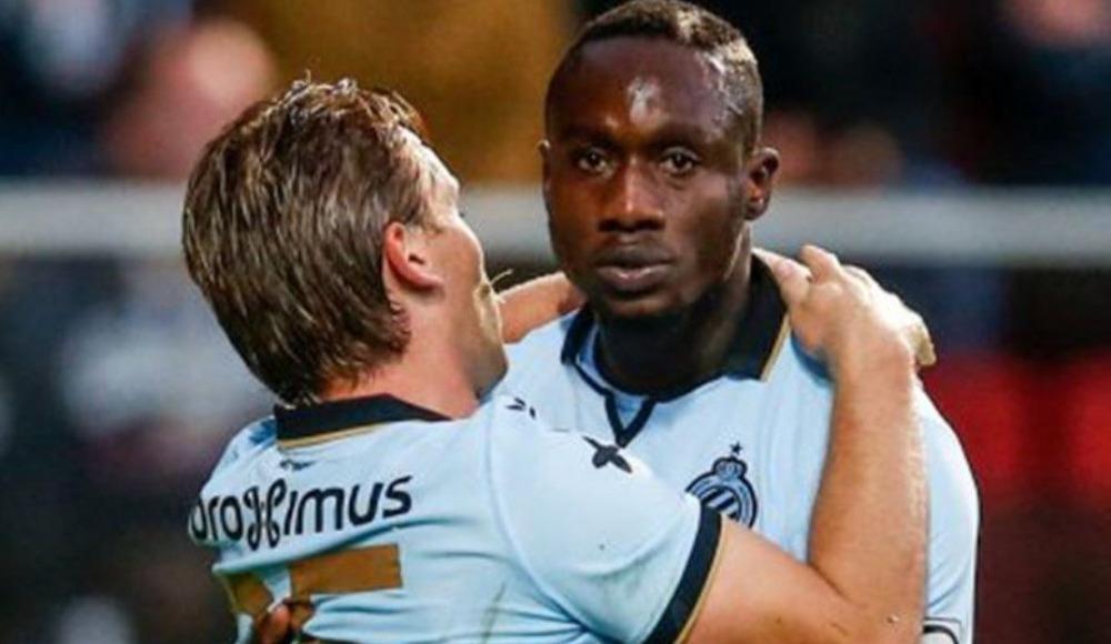 Club Brugge'da Mbaye Diagne gelişmesi yaşanıyor!