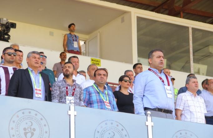 Mirkan Aydın tek golü attı