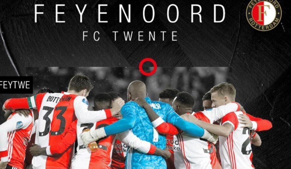 Feyenoord - Twente (Canlı Skor)