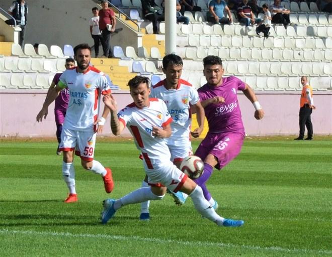 Yeni Orduspor, sahasında Kızılcabölükspor ile 0-0 berabere kaldı