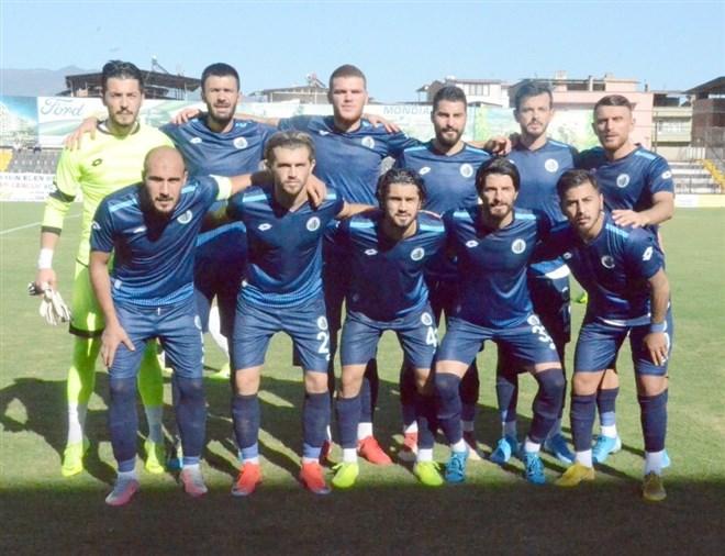 Nazilli Belediyespor, Altındağ Belediyespor'u 3-1 mağlup etti