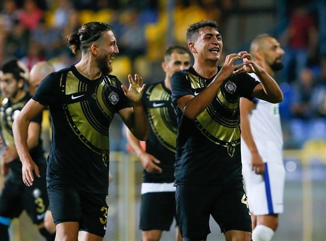 Osmanlıspor, Ekol Göz Menemenspor deplasmanında kazandı! 1-2