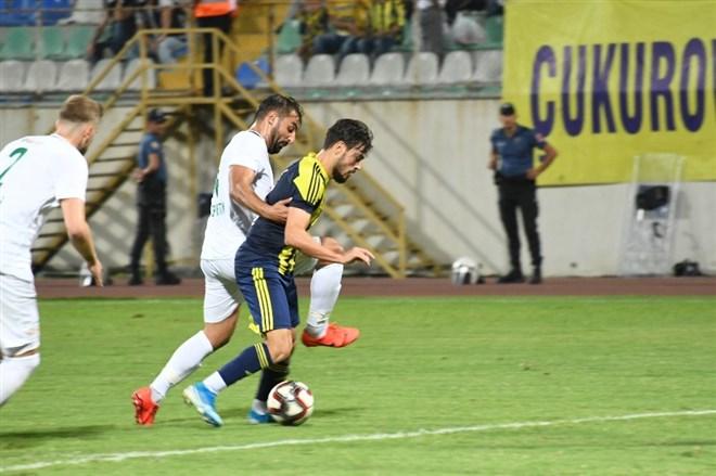 Tarsus İdman Yurdu, sahasında 1922 Konyaspor'u 2-1 yendi