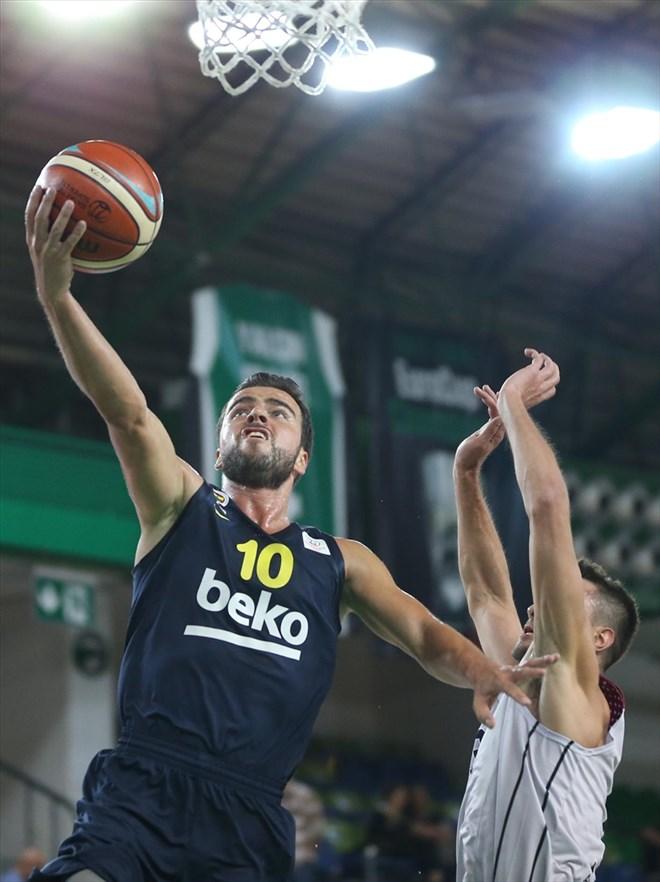 Fenerbahçe Beko, deplasmanda Sigortam.net İTÜ Basket'i 90-57 yendi