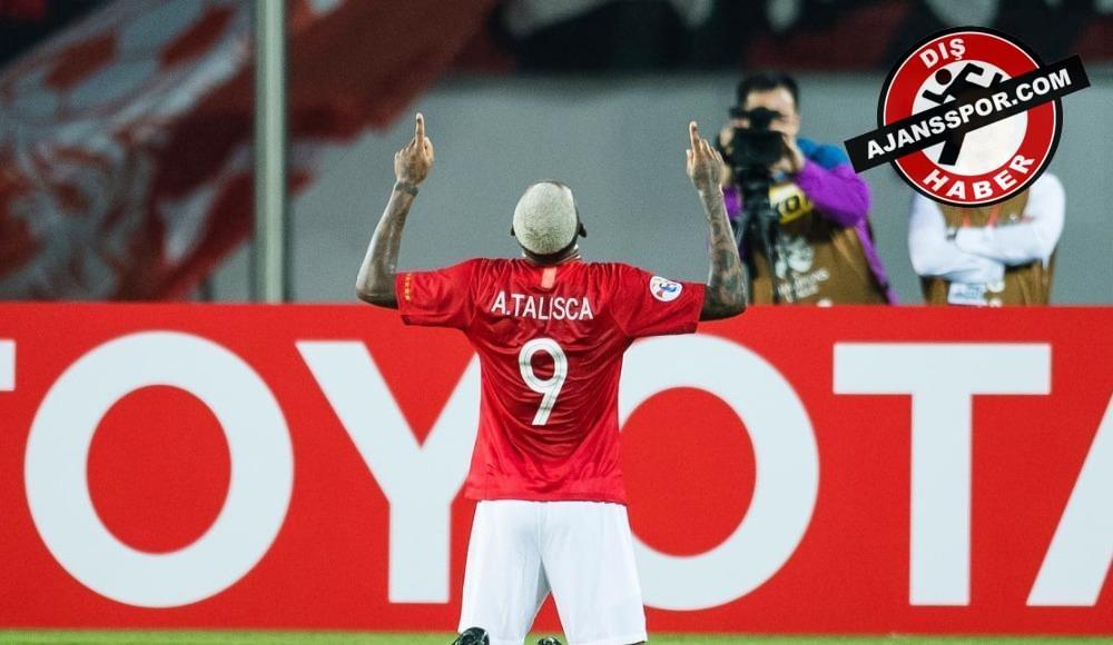 """Anderson Talisca: """"Hedefim Asya şampiyonu olmak"""""""