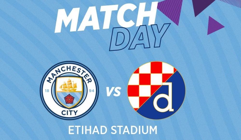 Manchester City - Dinamo Zagreb (Canlı Skor)
