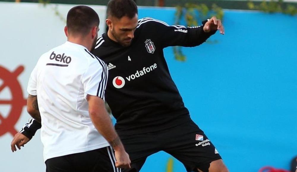 Beşiktaş, Wolverhampton maçı hazırlıklarına başladı